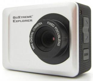 Easypix GoXtreme Explorer Full HD srebrna