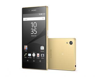 Sony Xperia Z5 złoty
