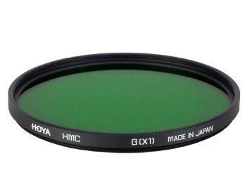 Hoya X1 Green 72 mm HMC