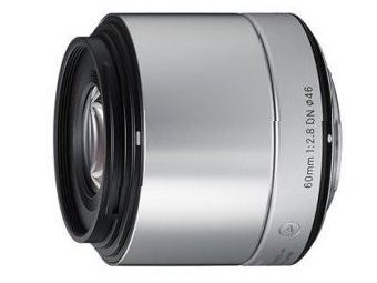 Sigma A 60 mm f/2.8 DN / Sony E srebrny