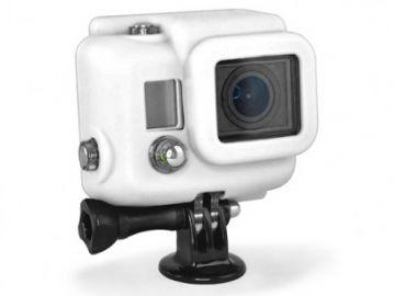 Xsories GoPro Hero 3 pokrowiec silikonowy biały