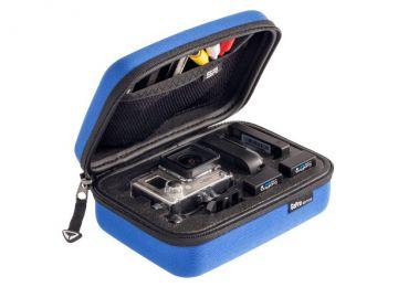 SP Pokrowiec POV CASE XS GoPro Edition - niebieski