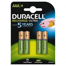 Duracell HR06 Recharge Ultra AAA 850mAh 4 szt.
