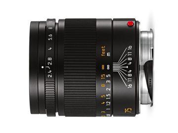 Leica SUMMARIT-M 75 mm f/2.4