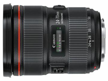 Canon 24-70 mm f/2.8L II EF USM - Cashback 1075 zł przy zakupie z aparatem!
