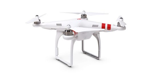 DJI Phantom 2 V2  + Uchwyt do GoPro