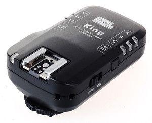 Pixel King odbiornik eTTL do Canon