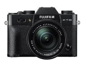 FujiFilm X-T10 czarny + ob. XC 16-50mm