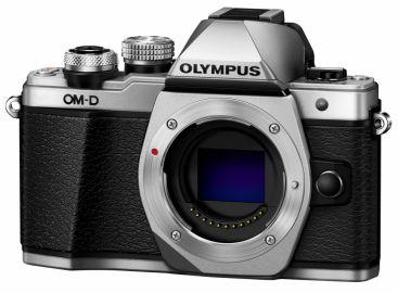 Olympus OM-D E-M10 Mark II body srebrny
