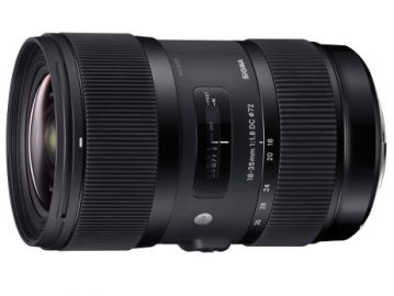 Sigma A 18-35 mm F1.8 DC HSM / Sony A