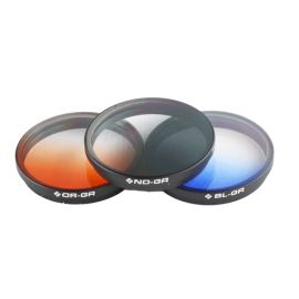 Polar Pro Zestaw 3 filtrów do DJI Inspire 1 / Osmo (ND8 Gradient Filter, Tobacco/Orange Filter, Blue Filter)