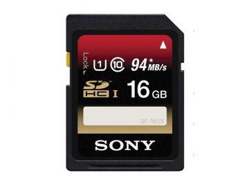 Sony SDHC 16 GB Expert UHS-I 94MB/s