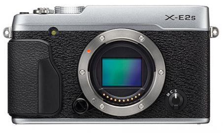 FujiFilm X-E2S body srebrny