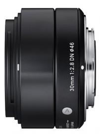 Sigma A 30 mm f/2.8 DN / Micro 4/3 czarny