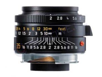 Leica SUMMICRON-M 35 mm f/2.0 ASPH. czarny