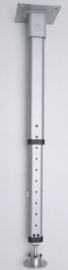 Reflecta 23052 Supra 610-930mm sufitowy srebrny