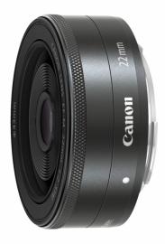 Canon EF-M 22 mm f/2.0 STM - Cashback 130 zł + 100 GB w serwisie Irista!
