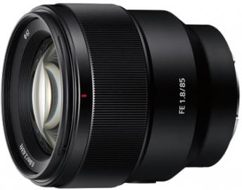 Sony FE 85 mm f/1.8 (SEL85F18.SYX)