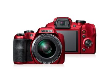FujiFilm FinePix S9800 czerwony