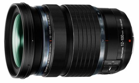 Olympus M.ZUIKO DIGITAL ED 12-100 mm f/4.0 IS PRO czarny