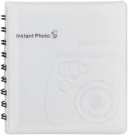 FujiFilm album Instax Mini na 64 zdjęcia biały