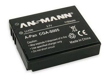 Ansmann A-Pan CGA-S005