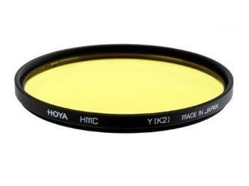 Hoya K2 Yellow 62 mm HMC