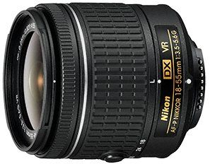 Nikon Nikkor 18-55 mm f/3.5-5.6G AF-P VR DX OEM