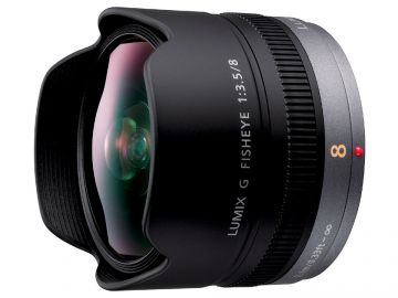 Panasonic LUMIX G 8 mm f/3,5 FISHEYE