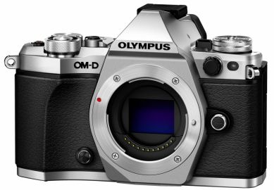 Olympus OM-D E-M5 Mark II body srebrny