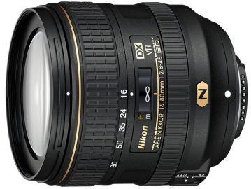 Nikon Nikkor 16-80mm f/2.8-4.0E DX ED VR
