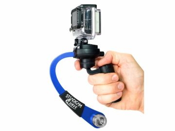 Tiffen STEADICAM Curve do GoPro niebieski