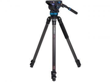 Benro Video S Carbon C373FB + S8