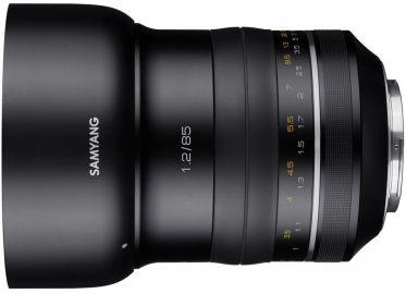 Samyang 85 mm f/1.2 Premium MF / Canon EF