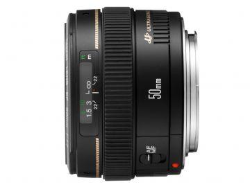Canon 50 mm f/1.4 EF USM - Cashback 215 zł przy zakupie z aparatem!