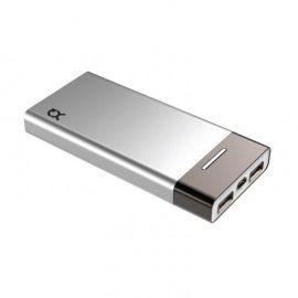 Xqisit POWERBANK microUSB o pojemności 10 000 mAh, 2x USB (1.5A, 2.1A)