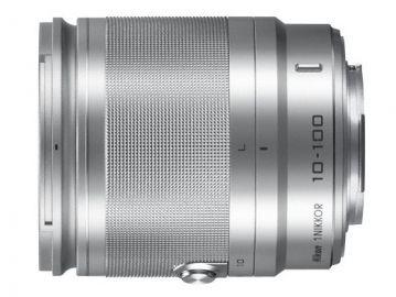 Nikon 1 Nikkor 10-100 mm f/4.0-5.6 VR srebrny