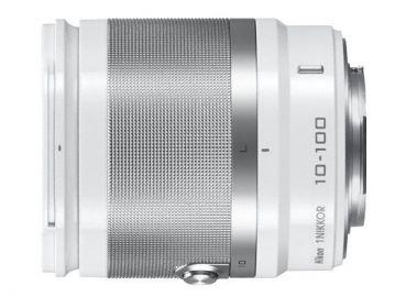 Nikon 1 Nikkor 10-100 mm f/4.0-5.6 VR biały