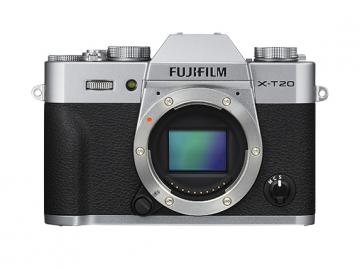 FujiFilm X-T20 body srebrny