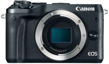 Canon EOS M6 body czarny