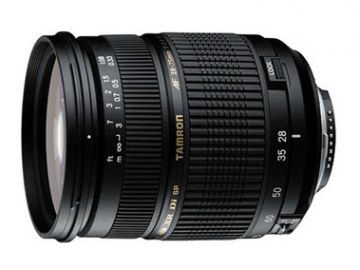Tamron 28-75 mm f/2.8 SP Di XR LD ASL IF Macro / Canon