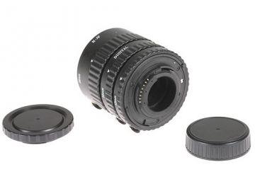 Delta MeiKe Pierścienie pośrednie 12/20/36 do Nikon wersja ECO