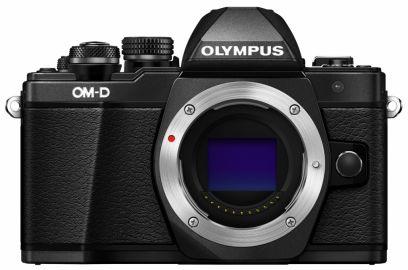 Olympus OM-D E-M10 Mark II body czarny