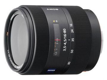 Sony 16-80 mm f/3.5-f/4.5 DT ZA Carl Zeiss Vario Sonnar T* (SAL1680Z.AE) / Sony A