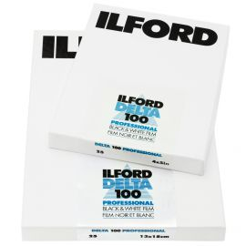 Ilford FP4 PLUS 4x5in/25
