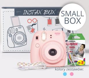 FujiFilm INSTAX SMALL BOX 2017 różowy