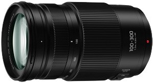 Panasonic LUMIX G VARIO 100-300 mm f/4.0-5.6 II POWER O.I.S.