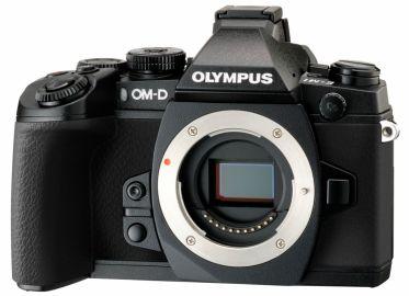 Aparat cyfrowy Olympus OM-D E-M1 body