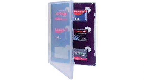 Gepe 3021 na karty pamięci CF transparentne