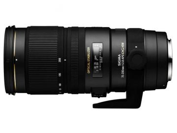 Sigma 70-200 mm f/2.8 DG EX APO OS HSM / Sony A
